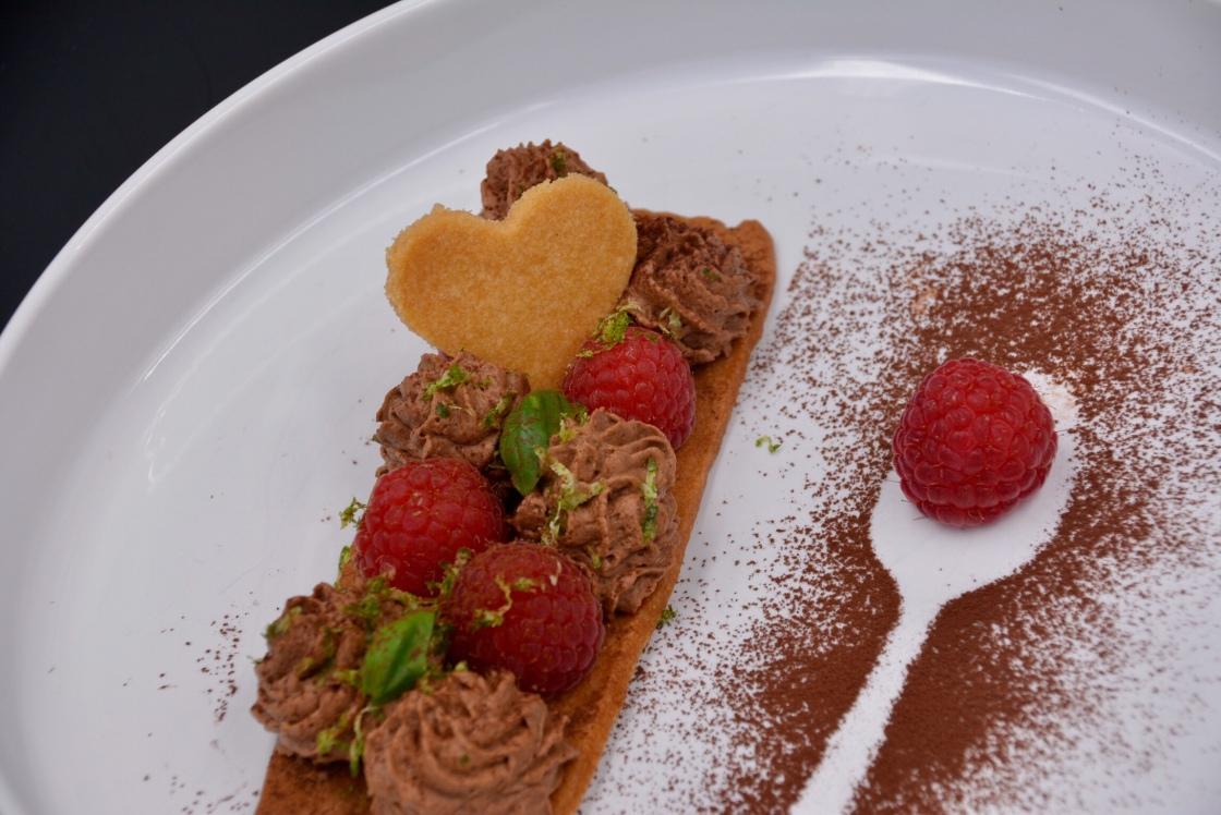 Mousse Au Chocolat Mit Mascarpone